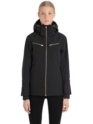 Peak Performance Lanzo J Hood Nylon Ski Jacket