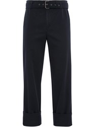 J.W.Anderson Jw Anderson Belted Chino Trousers 60