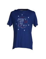 Hartford T Shirts Blue