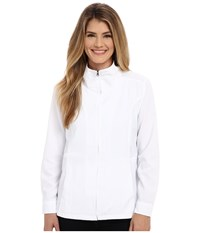 Royal Robbins Expedition Stretch Sun Cover Top White Women's Coat