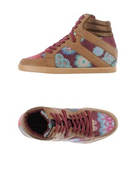 Desigual High Tops And Trainers Brown
