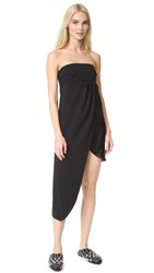 Baja East Strapless Dress Embassy