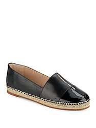French Connection Shauna Espadrille Flats Black