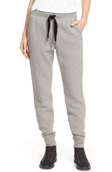 Women's T By Alexander Wang Brushed Fleece Sweatpants