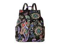 Vera Bradley Drawstring Backpack Kiev Paisley Backpack Bags Multi