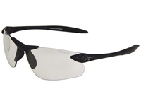 Tifosi Optics Seek Fototec Fc Light Night Carbon Light Night Fototec Lens Athletic Performance Sport Sunglasses Black