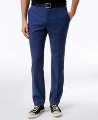 American Rag Men's Mark Classic Fit Suit Pants Only At Macy's Blue