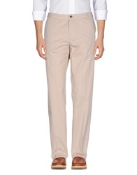 Henry Cotton's Casual Pants Beige