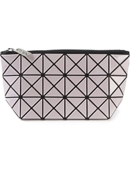 Bao Bao Issey Miyake 'Lucent Basic' Pouch Pink And Purple