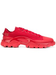 Raf Simons Adidas By Simon X Adidas Unveil Sneakers Red