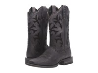 Ariat Cowboss Ombre Black Cowboy Boots Multi