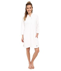 Speedo Aquatic Fitness Robe White Women's Swimwear