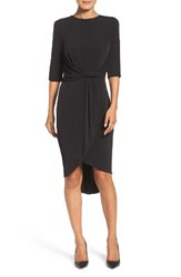Ivanka Trump Women's Faux Wrap Dress
