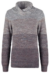 Petrol Industries Jumper Steel Taupe