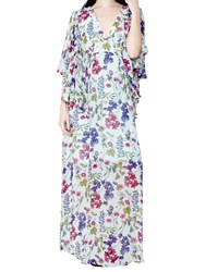 Ghost Poppy Floral Print Dress Sally Bloom
