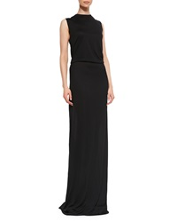 Derek Lam 10 Crosby Knotted Open Back Maxi Dress Large