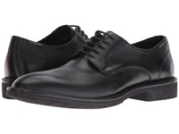 Mephisto Taylor Black Supreme Men's Lace Up Wing Tip Shoes