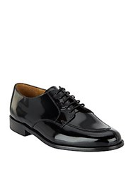 Cole Haan Calhoun Patent Leather Oxfords Black