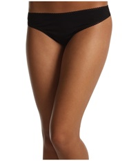 Ongossamer Cabana Cotton Hip G Thong 1412 Black Women's Underwear