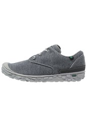 Hi Tec Hitec Ezee'z I Walking Trainers Charcoal Cool Grey Red Mottled Dark Grey