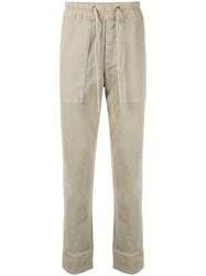 James Perse Rigid Jersey Jogger Trousers 60
