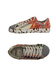 Springa Footwear Low Tops And Trainers Women Light Grey