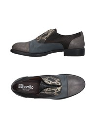 Ebarrito Loafers Steel Grey