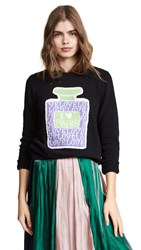 Michaela Buerger I Love Paris Sweater Black