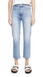 Dl1961 Jerry High Rise Vintage Straight Jeans Lakewood