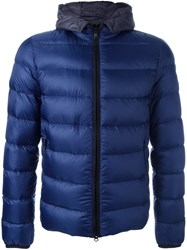 Fay Padded Jacket Blue