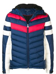 Perfect Moment Chatel Jacket Blue