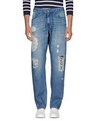 John Galliano Jeans Blue