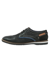 S.Oliver Casual Laceups Black