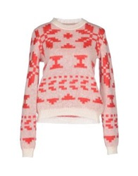 People Sweaters Red