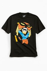 Urban Outfitters Space Ghost Coast To Coast Brak Tee Black