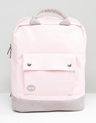 Mi Pac Tote Backpack In Blush Pink