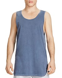 Zanerobe Rugger Cotton Tank Blue