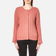 Gestuz Women's Maybell Cardigan Canyon Rose Pink