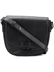 Tila March Zelig Saddle Black
