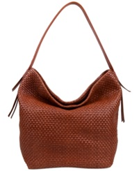 Cole Haan Bethany Large Bucket Hobo Sequoia