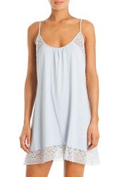 In Bloom By Jonquil Women's Chemise Pale Blue