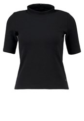 Abercrombie And Fitch Print Tshirt Black