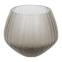 Amara Frogmore Glass Votive Smoke