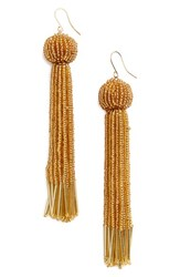 Vanessa Mooney Women's Charlize Tassel Drop Earrings