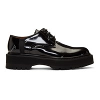 Givenchy Black Camden Utility Derby