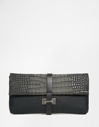 Calvin Klein Clutch Bag Black
