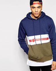 The Hundreds Hoodie Navy