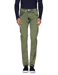 Armani Jeans Trousers Casual Trousers Men Green