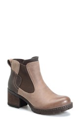 Brn Women's B Rn Madyson Chelsea Boot Mouse Leather