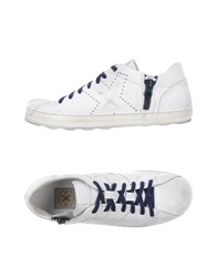 O.X.S. Footwear Low Tops And Trainers Women White